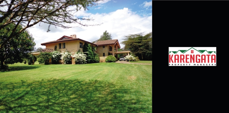 Exceptional 7 Acre Property With Direct Views To Mount Kenya