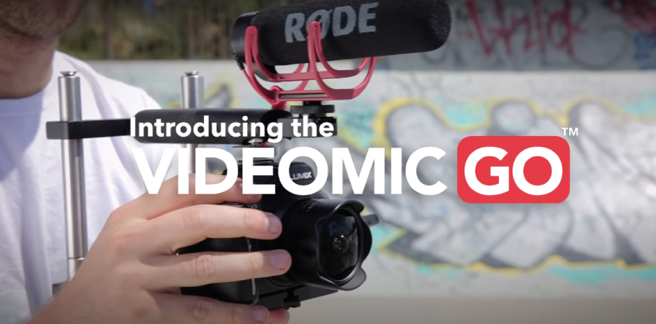 Introducing the Rode VideoMic GO- Looking To Get The Perfect Sound As A YouTube Beginner?