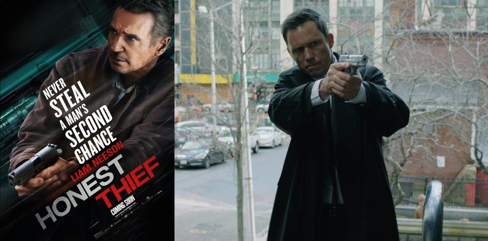 ANGA Diamond- Diamond Plaza 2 Cinema- 16th-22nd October 2020- Honest Thief