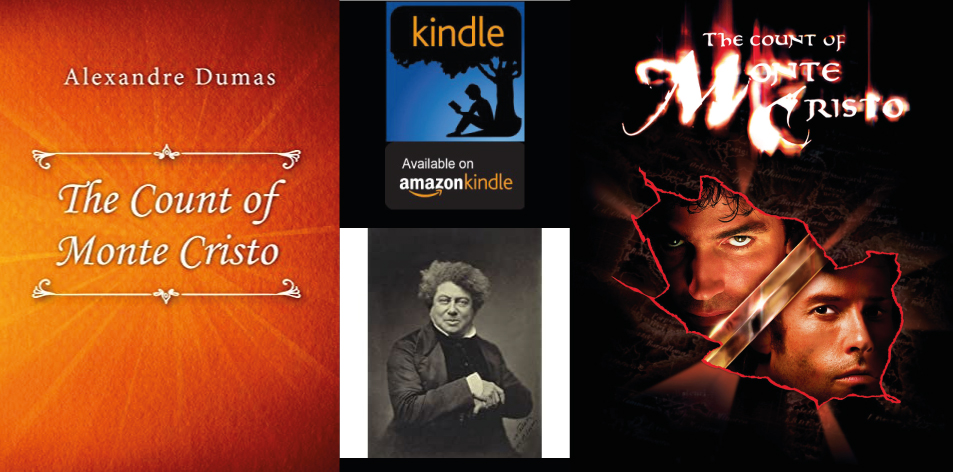 Amazon Kindle- H&S Magazine's Recommended Book Of The Week- Alexandre Dumas- The Count of Monte Cristo