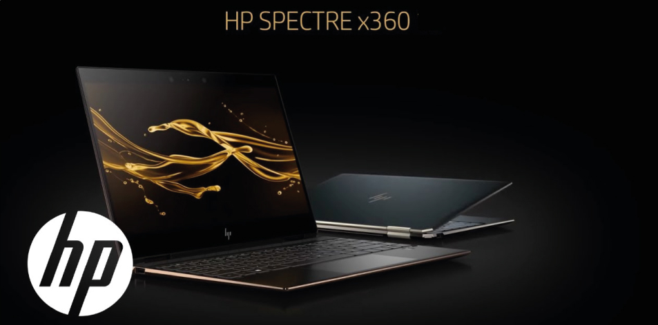 HP Spectre x360, Powerful Performance That Keeps Up With Your Hustle