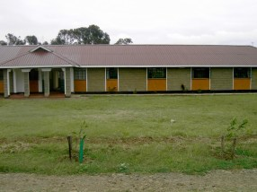 Administrative Wing and classrooms-2010
