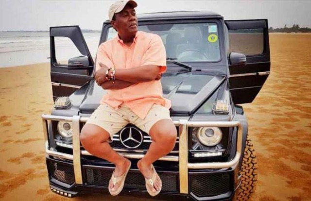 Impunity: Questions Raised As To Why Jeff Koinange Rides Around ...