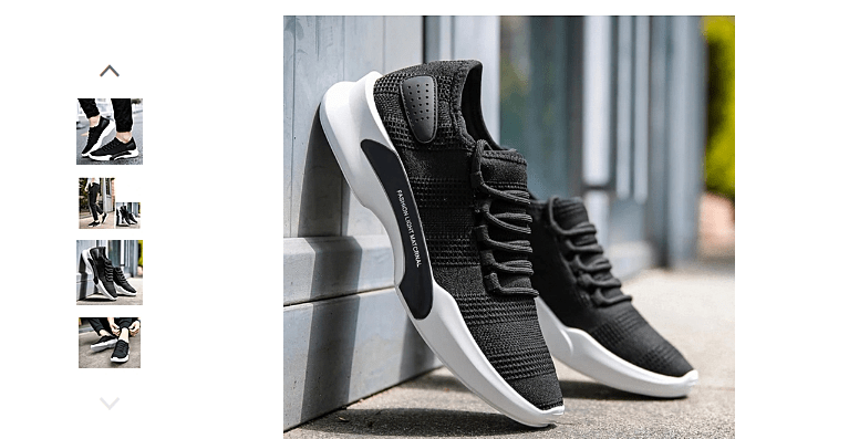 Breathable Sneakers for Kenyan Man