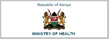 Ministry of Health, Kenya - http://www.health.go.ke/