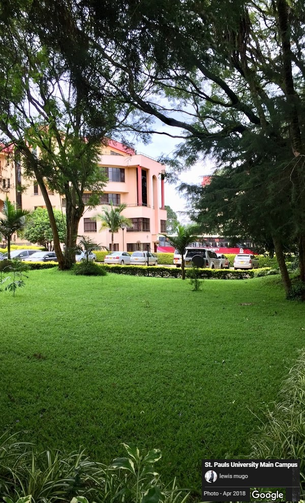 St Paul's University