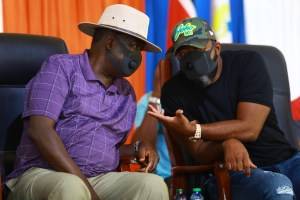 Joho backs Raila to become president in 2022