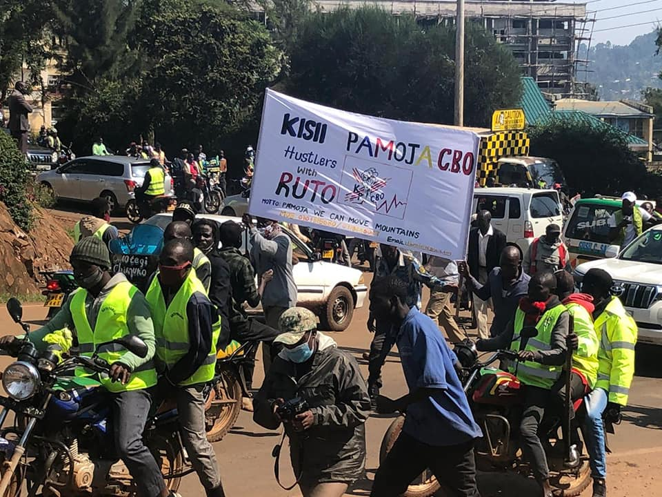 Protests Erupt in Kisii Town Ahead of DP Ruto Visit - The Kenyan Herald
