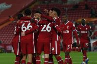Liverpool held to a draw