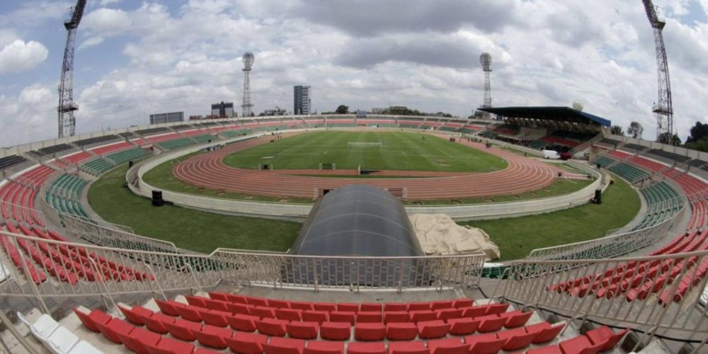 Renovated Nyayo Stadium