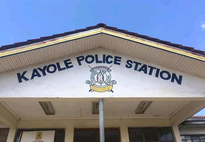 Six suspects escape police custody