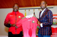 'Ghost' replaces Kimanzi as Harambee Stars head coach