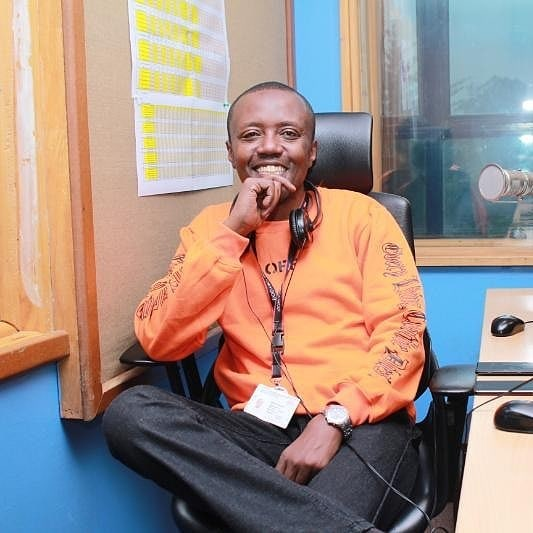 I will only leave 1 bob in my bank when I die – Classic FM's MAINA KAGENI  says and reveals 3 things that drive him in life. | DAILY POST