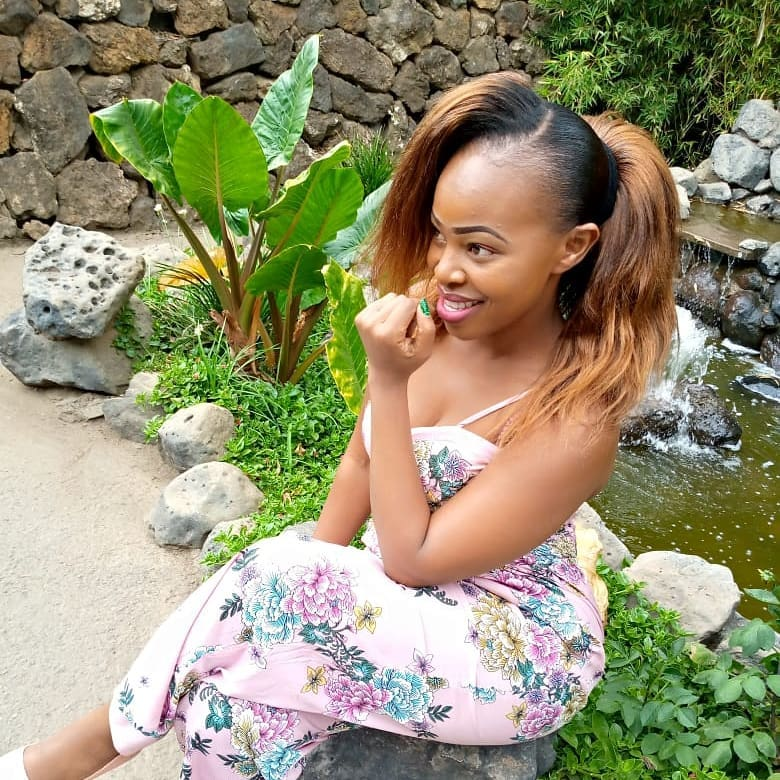 Full package: NJOGU WA NJOROGE's slay queen wife, MARY LINCON, causes a commotion with these new hot photos.