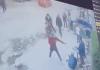 Daylight robbery at gun point in Nairobi caught on CCTV
