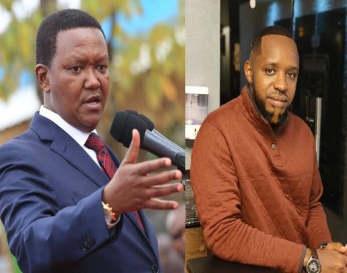 Governor ALFRED MUTUA issues 5 demands to BONIFACE MWANGI after he accused him of sending goons to bomb his house in Lukenya.