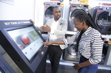 LG launches virtual showroom to cater for growing number of Kenyans adopting e-shopping