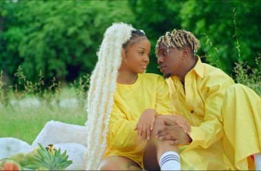 Rayvanny finally releases Visuals for 'Number One' ft. Zuchu