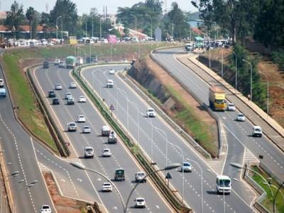 Thika Road Businesses, Residential Estates and  Major Establishments