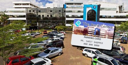 Sarit Center Expansion Plans