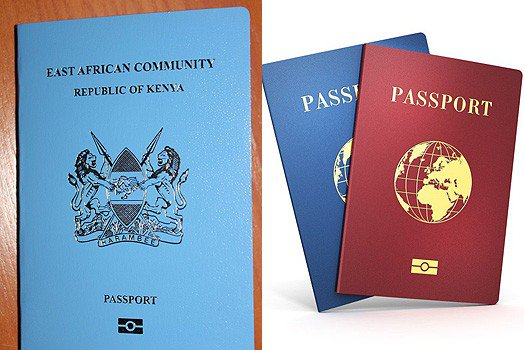 Kenya Introduces Digital E-Passports