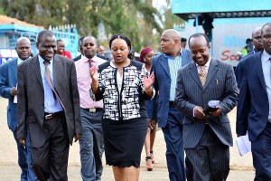 ANNE WAIGURU lands a new job in Nairobi