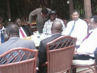 Trouble for RAILA as WETANGULA says he might dump him for UHURU after KALONZO