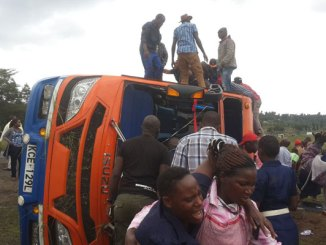 2 die, 49 injured in Kinungi road accident Naivasha