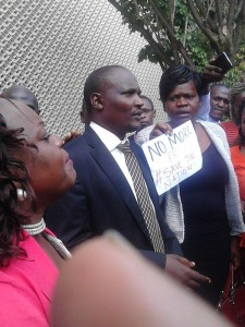International Media condemned CORD after ODM interrupted Uhuru Kenyatta Speech in Parliament