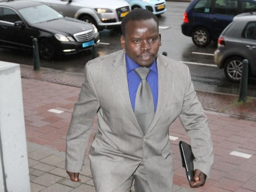 Joshua Sang Photos - Acquitted ICC Trial, Kenya ICC case, Hague, William Ruto, Uhuru Kenyatta, Jubilee Coalition, Fatou Bensouda