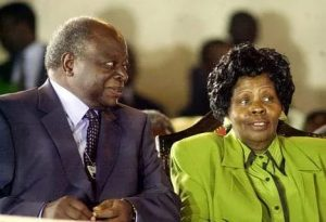 Lucy Kibaki - Biography, Kenya, Husband, Mwai Kibaki, Family, Wealth, Bio, Profile, Education, children, Son, Daughter, Age, Business, Video, Photo