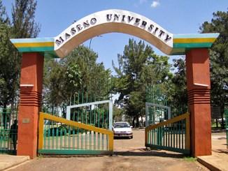 Maseno University Admissions