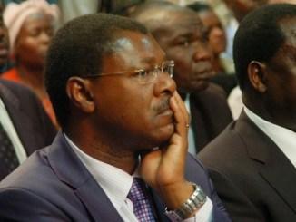 Raila odinga ODM divorces Moses Wetangula FORD Kenya