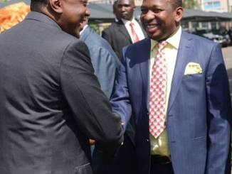 Video of Mike Sonko saying ODM MP's who heckled Uhuru Kenyatta should be circumcised