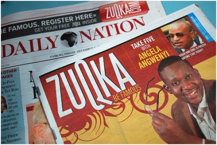 Ciku Muiruri rendered jobless at Zuqka in Daily Nation Newspaper