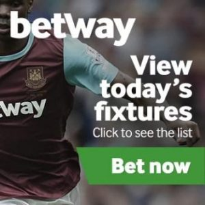 Betway Jackpot Winners Kenya, Betway Jackpot Results Today, Yesterday, This week, Betway Football Jackpot Games today, Betway Bonus, Mpesa Paybill number