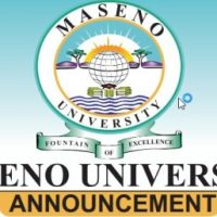 Maseno University KUCCPS Admission Letters Download