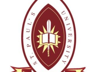 St Paul's University Student Portal