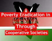 Major Role of our Leaders and Politicians in Poverty Eradication in Kenya