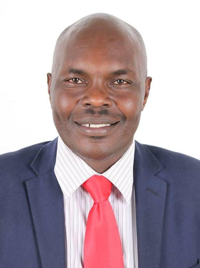 DR. Christopher Andrew Langat
