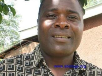 Titus Khamala Mukhwana Lurambi Constituency MP
