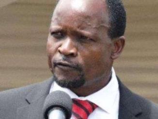 Zacharia Okoth Obado Governor Migori County
