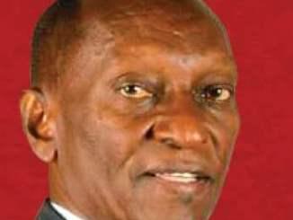 Paul Githiomi Mwangi Nyandarua County Senator