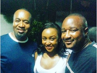 Betty Kyalo married to Joho