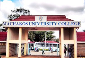 machakos university college
