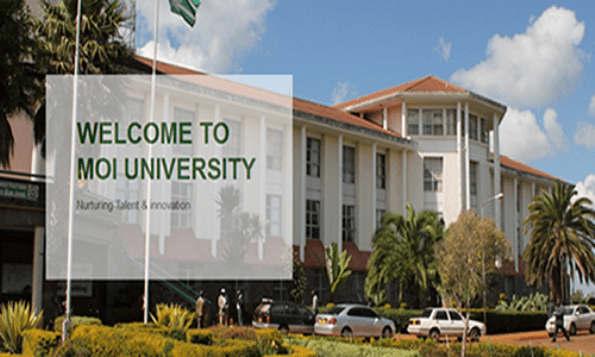 Moi university main campus- Courses, Fee structure, Account
