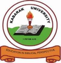 Kabarak University Courses