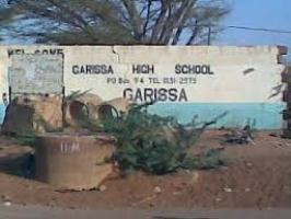 Garissa high school