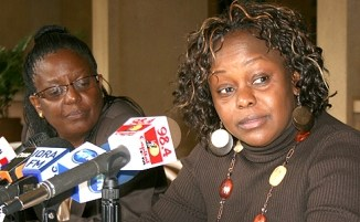 Mbita MP Millie Odhiambo's house burnt down