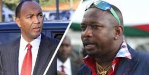 Sonko beats Peter Kenneth in the Nairobi governor race